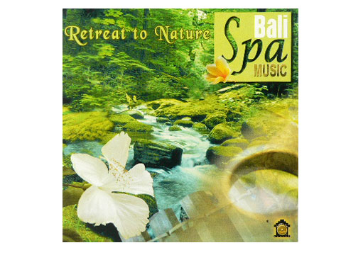 バリ島のCD『Retreat to Nature』