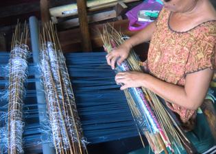 竹棒の画像