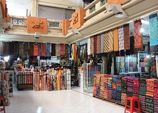 布市場の画像